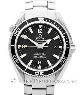 OMEGA | Seamaster Planet Ocean Co-Axial 42 mm | Ref. 2201.50.00