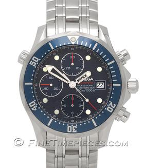 OMEGA | Seamaster Diver 300 M Chronograph | Ref. 2225.80.00