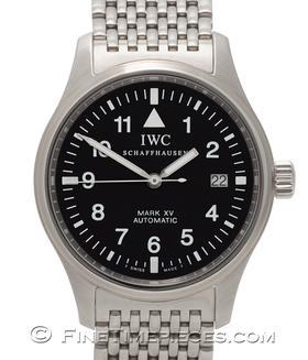 IWC | Fliegeruhr Mark XV Service 12/2014 | Ref. 3253-002