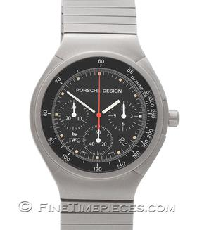 IWC | Porsche Design Quarz Chronograph Titan | Ref. 3732