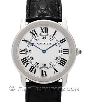 CARTIER | Ronde Solo de Cartier Grosses Modell | Ref. W6700255