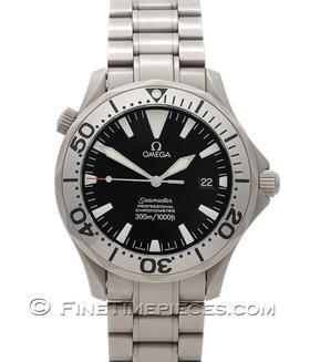 OMEGA | Seamaster Diver 300 M Chronometer Titan | Ref. 2231.50.00