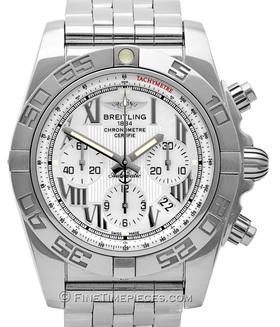 BREITLING | Chronomat 44 B01 Perlmutt-Zifferblatt | Ref. AB0110-12/A691