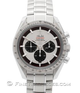 OMEGA | Speedmaster Chronograph Michael Schumacher The Legend | Ref. 3559.32.00