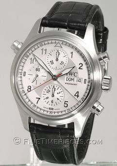 IWC | Fliegeruhr Spitfire Doppelchronograph | Ref. 3713