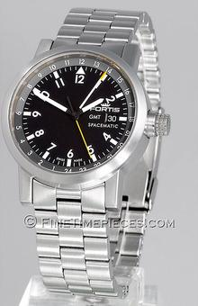FORTIS   Spacematic GMT   Ref. 624.22.11M