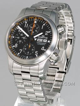 FORTIS | B-42 Pilot Professional Chronograph | Ref. 635.10.12L