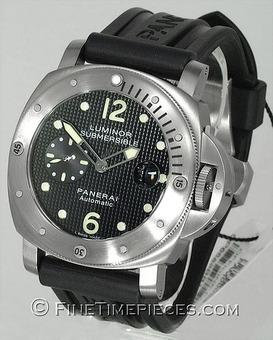 OFFICINE PANERAI | Luminor Submersible Titan | Ref. PAM 025