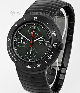 IWC   Porsche Design Chronograph   Ref. 3701