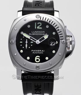 OFFICINE PANERAI | Luminor Submersible | Ref. PAM 24