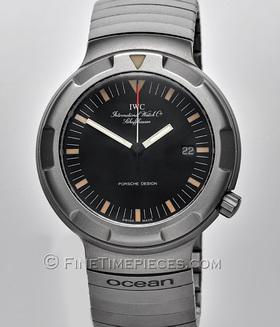 IWC | Porsche Design Ocean 2000 | Ref. 3502
