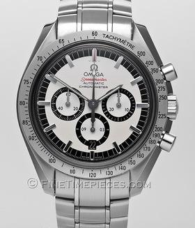 OMEGA | Speedmaster Chronograph Michael Schumacher The Legend | Ref. 3506.3100