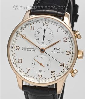 IWC | Portugieser Chronograph Automatic Rotgold | Ref. 3714 - 02
