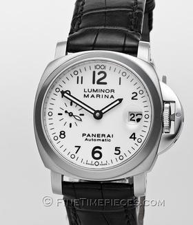 OFFICINE PANERAI   Luminor Marina Automatic 40 mm   Ref. PAM 49