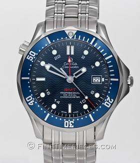 OMEGA | Seamaster GMT Co-Axial | Ref. 2535.80.00