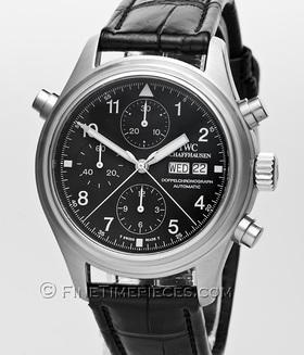 IWC | Fliegeruhr Doppelchronograph Klassik | Ref. 3713-003