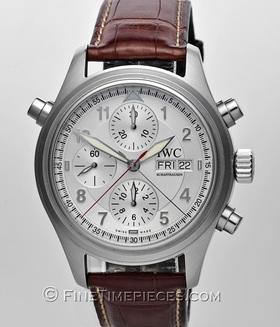 IWC | Fliegeruhr Spitfire Doppelchronograph | Ref. 3713-43