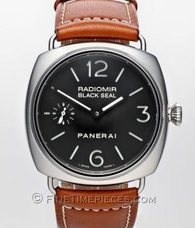 OFFICINE PANERAI | Radiomir Black Seal | Ref. PAM 183