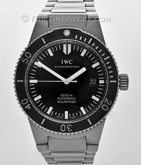 IWC | GST Aquatimer 2000 Titan | Ref. 3536