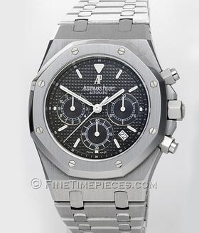AUDEMARS PIGUET | Royal Oak Chronograph | Ref. 25860ST/O/1110ST/01
