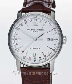 BAUME & MERCIER | Classima GMT Automatic | Ref. MOA 08462