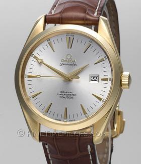 OMEGA | Seamaster Aqua Terra 42 mm Gelbgold | Ref. 2602.30.37