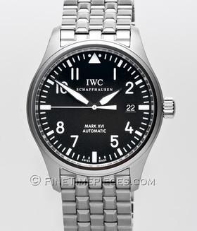 IWC | Fliegeruhr Mark XVI Stahl | Ref. 3255-05