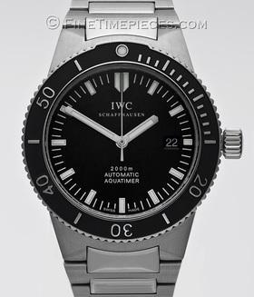 IWC | GST Aquatimer Edelstahl | Ref. 3536