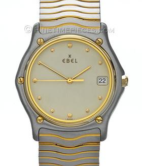 EBEL | Sport Classic Wave St/GG | Ref. 1187141