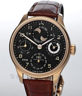 IWC | Portugieser Perpetual Calendar Rotgold | Ref. IW502119
