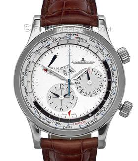 JAEGER-LeCOULTRE | Master World Geographic | Ref. 152 . 84 . 20