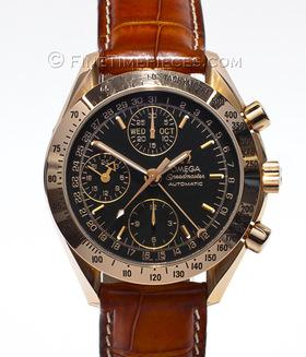 OMEGA | Speedmaster Automatic Day-Date Chronograph 18 kt. Rotgold | Ref. 3623 . 5001