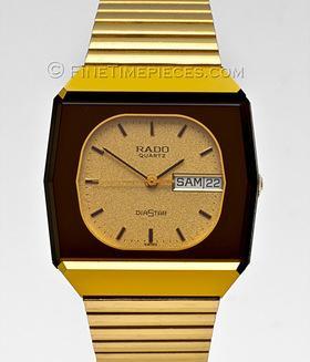 RADO | Vintage DiaStar Quartz | Ref. 108.0121.3