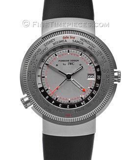 IWC | Porsche Design Reiseuhr World Time Alarm | Ref. 3821 - 002