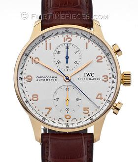 IWC | Portugieser Chronograph Automatic Rotgold | Ref. IW371402