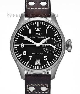 IWC | Große Fliegeruhr Edelstahl | Ref. 5002 - 01