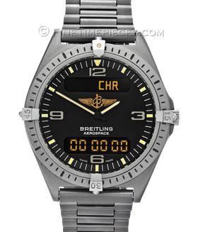 BREITLING | Aerospace Titan | Ref. E56059