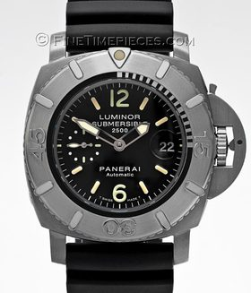 OFFICINE PANERAI | Luminor Submersible 2500 Titan *Subzilla* | Ref. PAM 194