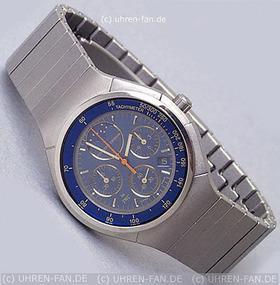IWC | Porsche Design Chronograph bicolor Ref. 3745