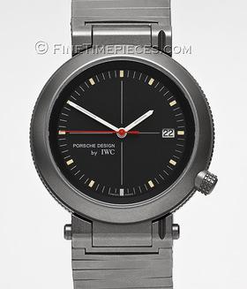 IWC | Porsche Design Kompassuhr Titan | Ref. 3511