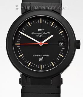 IWC | Porsche Design Kompassuhr | Ref. 3510