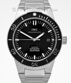 IWC | GST Aquatimer 2000 Stahl | Ref. 3536