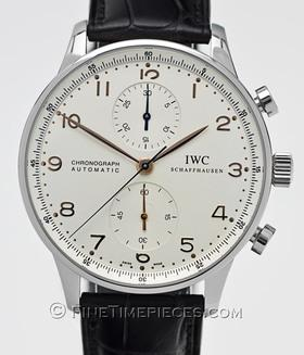 IWC | Portugieser Chronograph Automatic Edelstahl | Ref. 3714 - 01