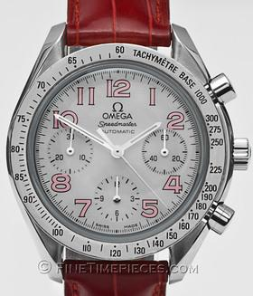 OMEGA | Damenuhr Speedmaster Reduced Automatic Chronograph | Ref. 3834.74.34