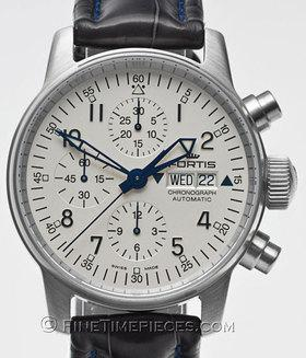 FORTIS | Flieger Chronograph Limited Edition | Ref. 597.11.12 LC.05