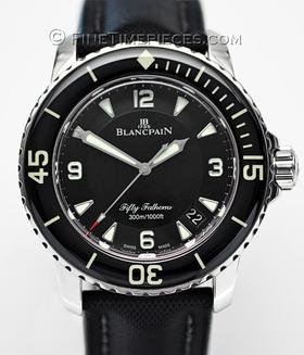 BLANCPAIN | Fifty Fathoms | Ref. 5015-1130-52A