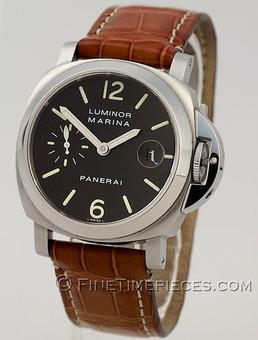 OFFICINE PANERAI | Luminor Marina Automatic 40 mm | Ref. PAM 48