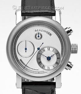 BENZINGER | Chronograph *Zeitmaschine* | Ref. BE 006