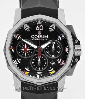 CORUM | Admirals Cup Challenge 44 Chronograph | Ref. 753 . 891 . 20 /  F 371 AN 92