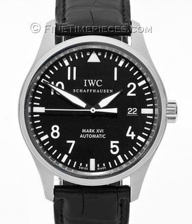 IWC   Fliegeruhr Mark XVI Stahl   Ref. 3255-01